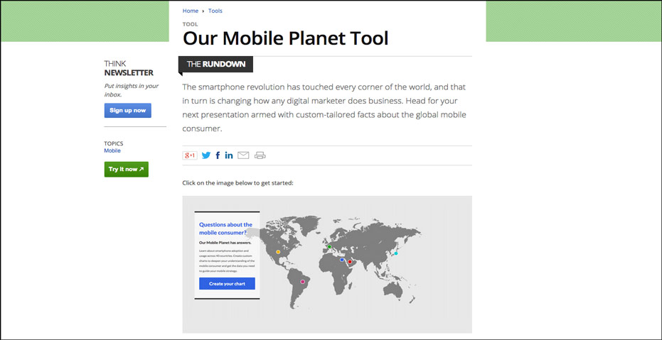 ourplanettool