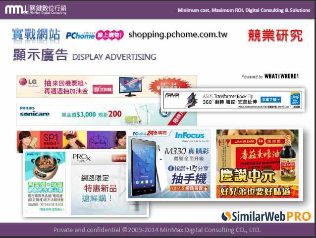 顯示廣告 display ad