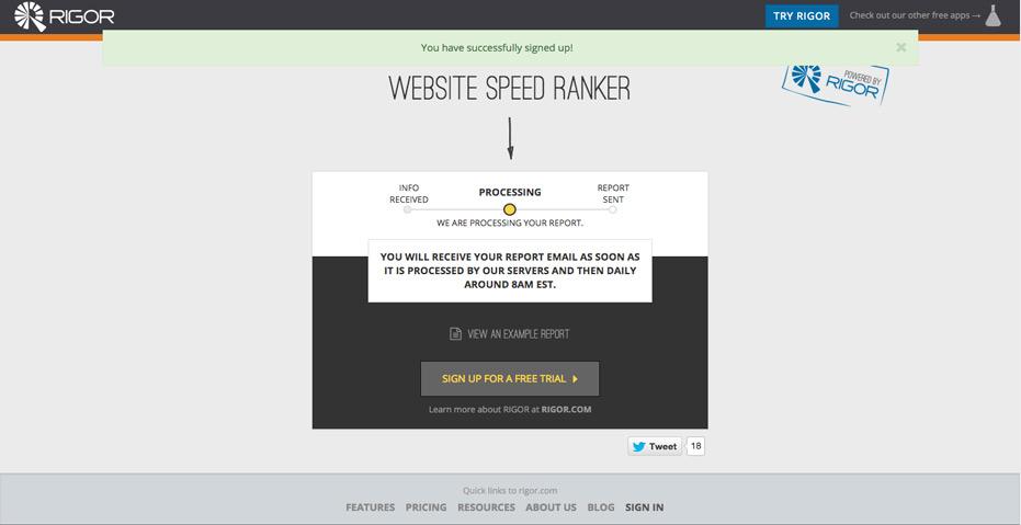 websiteranker