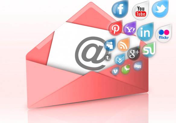 電子報,社群,email
