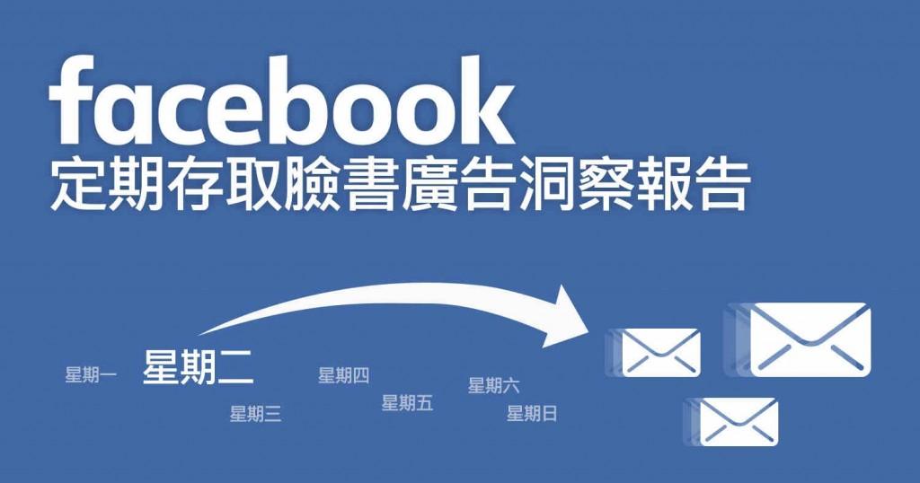 臉書,廣告,報告