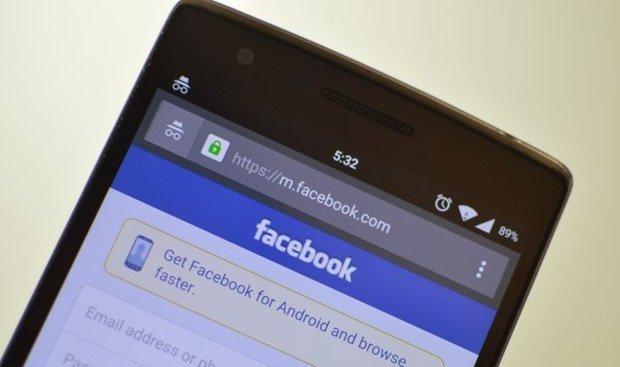 今後Android使用者的Google行動版搜尋結果會直接導向Facebook app,而不是網頁