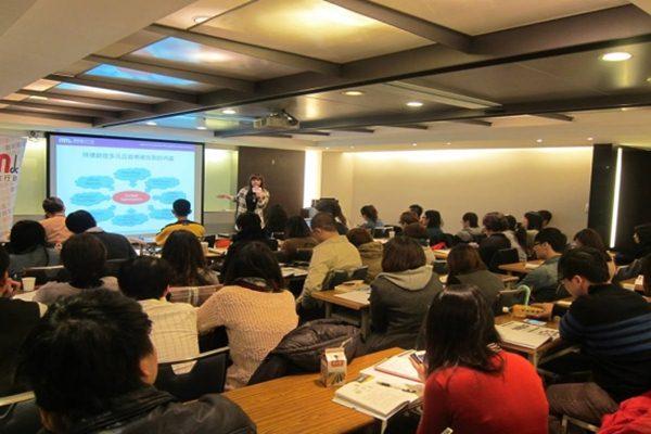 數據行銷五大課程花絮