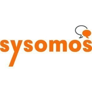Sysomos New logo