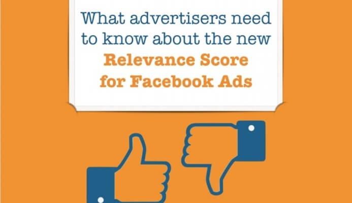 Facebook 廣告關聯性評分上線囉!快來算算你的廣告「集客力」!