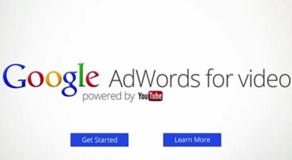Google AdWords 關鍵字廣告 多媒體聯播網 Youtube