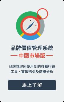 品牌價值管理系統_中國市場版