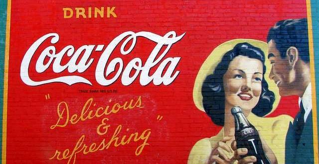 可口可樂,內容,行銷策略