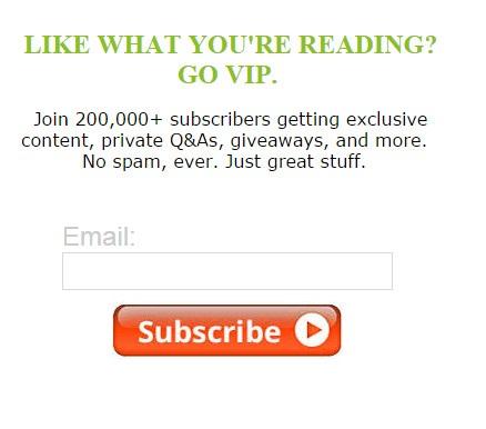 訂閱者,訂閱表單,電子報