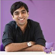 Yahoo亞太區品牌娛樂解決方案總監Uttam Chopra