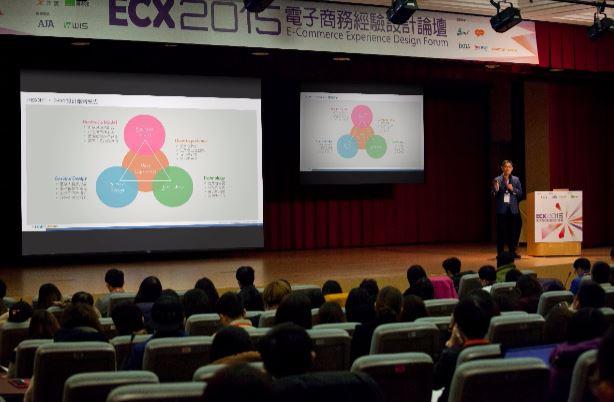 2015ECX 電子商務經驗設計論壇