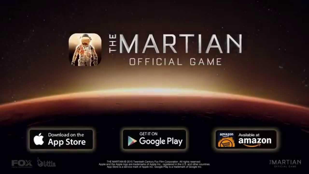 The Martian: Bring Him Home