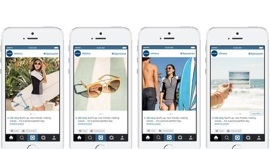 社群行銷,Instagram,廣告