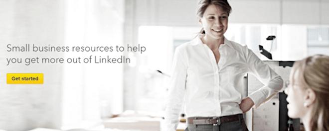LinkedIn,行銷,企業