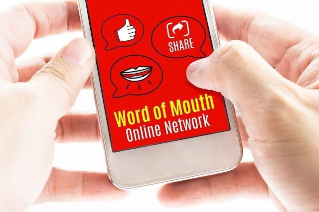 口碑行銷,網路行銷,社群行銷