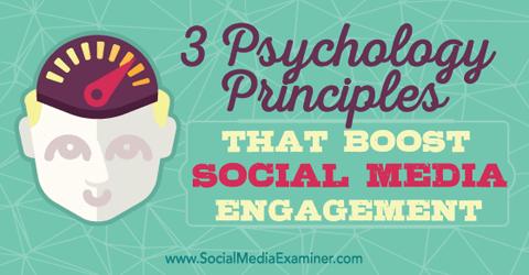 心理學,社群媒體,社群行銷