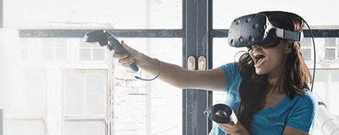 虛擬實境,VR,互動