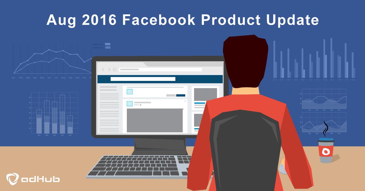 Facebook,產品更新,廣告效益