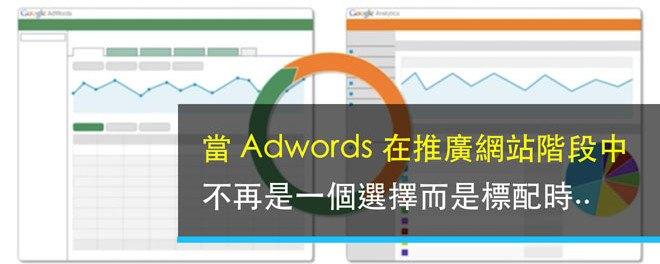 Adwords,關鍵字廣告,Google Analytic