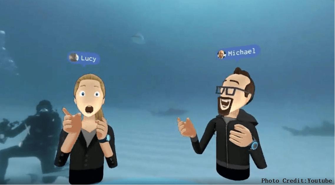Facebook,VR,虛擬實境