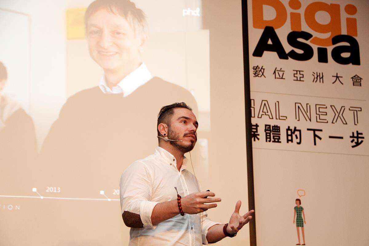 DigiAsia,數位亞洲大會,社群媒體,創意