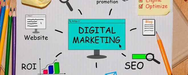 數位行銷, 企業轉型, 線上線下