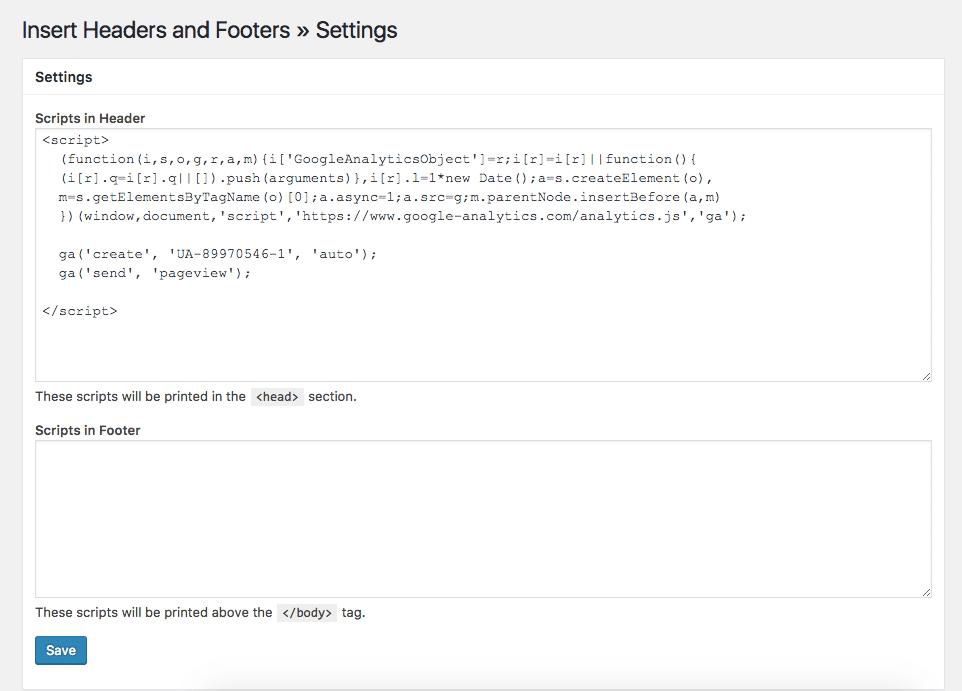 Google Analytics, 追蹤像素, 網站分析