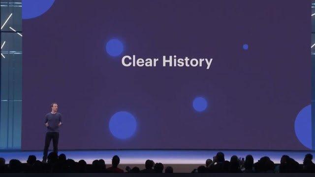 FB F8 1Clear History