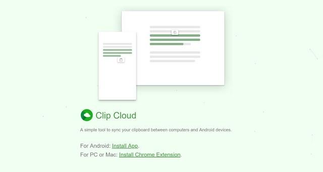 Clip Cloud 極簡快速的跨平台同步剪貼簿,一步就能完成設定