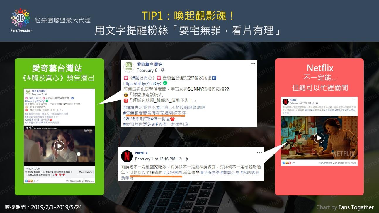 線上串流影音平台正夯,臺灣粉絲最愛誰?
