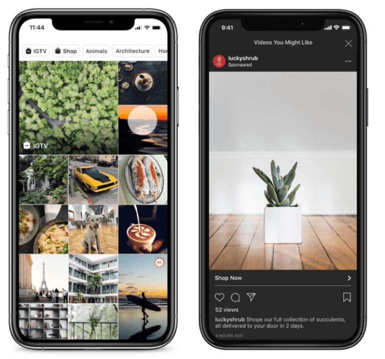 社群平台新功能|Instagram