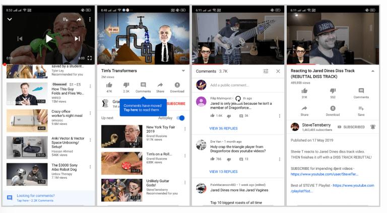 社群平台新功能|Youtube
