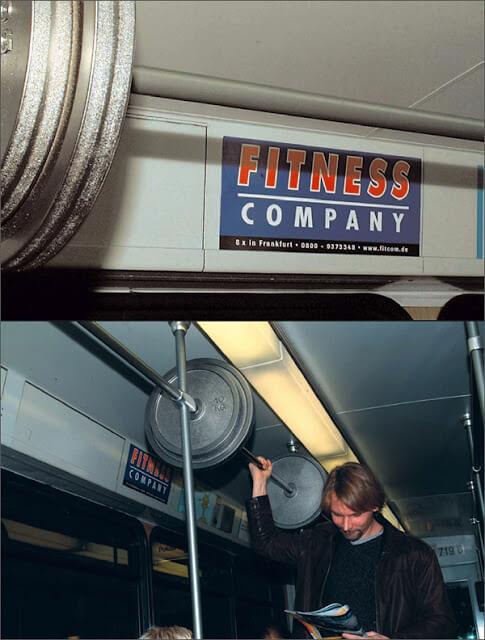 抓住客戶心理的 Big Idea 廣告要怎麼玩?讓健身房來教你!