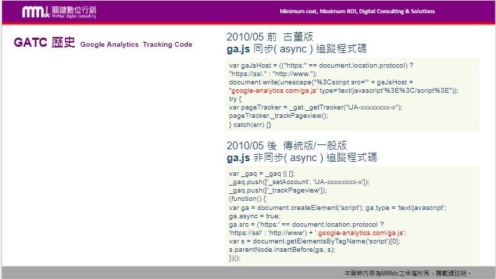 Google Analytics 入門寶典